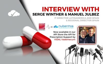 Interview with Serge Winther & Manuel Júlbez from Vidal Vademecum