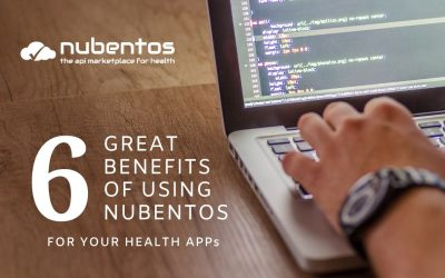 6 great benefits of using Nubentos for your Health Apps